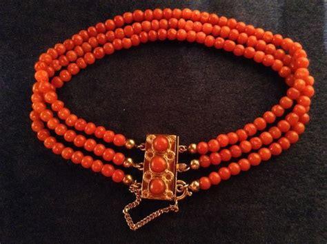 Precious Coral Bracelet Catawiki