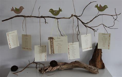 plan de table d 233 coration de mariage bapt 234 me th 232 me nature et oiseaux cuisine et service de