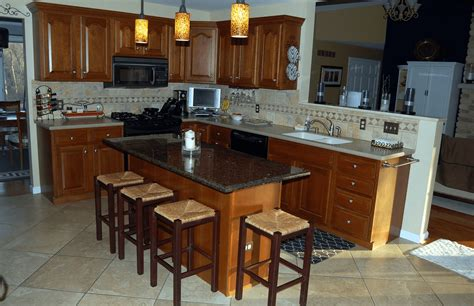 kitchen island with granite top a guide for kitchen island with breakfast bar and granite top