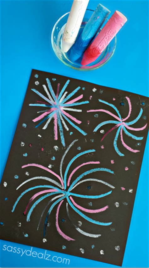 chalkboard paint national bookstore chalk fireworks craft for crafty morning