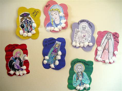 Domesticity And Doctrine All Saints Day Activities