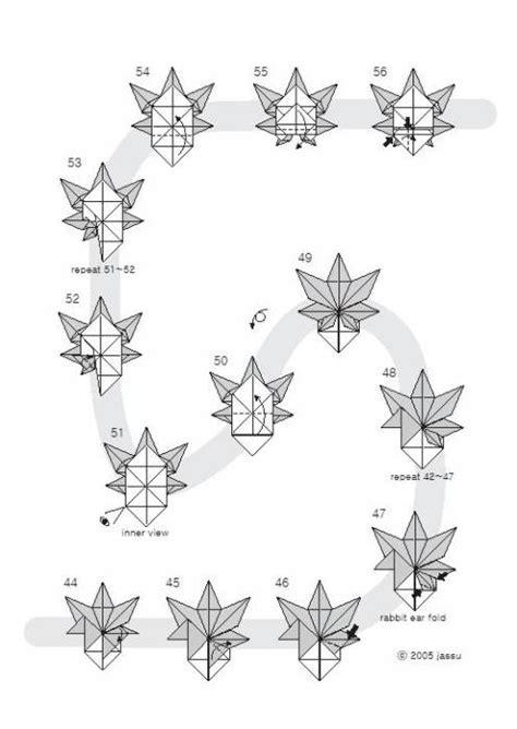 origami marijuana leaf 树叶折纸 枫叶 幼儿手工 宝宝吧