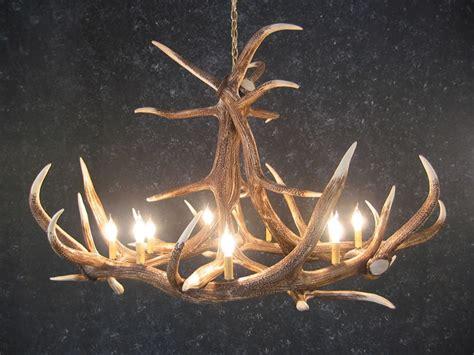 elk 6 antler chandelier sale
