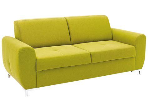 canap 233 fixe 3 places lexx coloris vert canap 233 conforama ventes pas cher