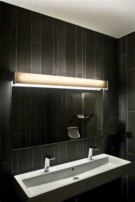 contemporary bathroom light continua by marset contemporary bathroom vanity