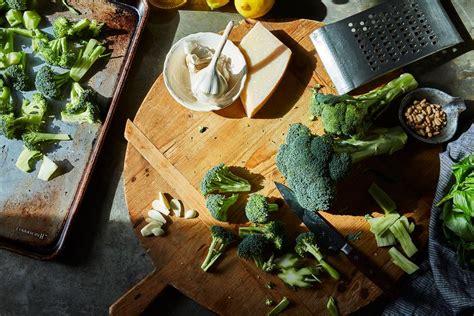 ina garten s parmesan roasted broccoli recipe on food52