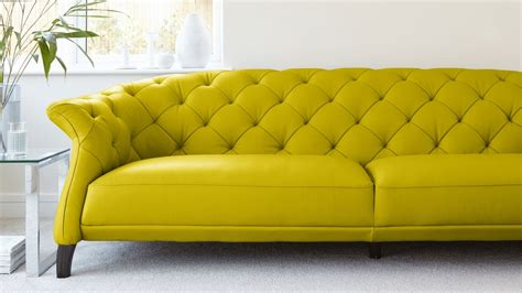 Living Room Ideas With Chesterfield Sofa by Modern 3 Seater Leather Chesterfield Sofa Uk