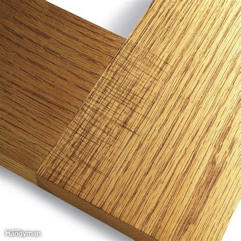 finish woodworking wood finishing tips the family handyman