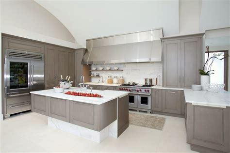 white kitchen cabinets gray granite countertops minimalist gray kitchen cabinets with white countertop