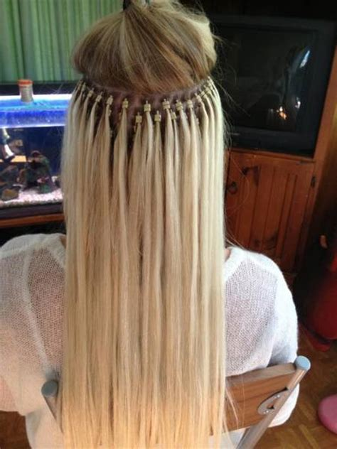micro bead extensions pics of micro bead extensions hairstylegalleries