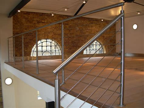 your home interiors how to use wire balustrades to enhance your home interiors