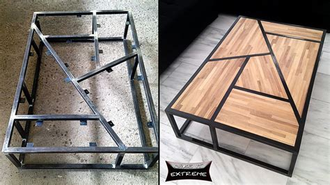 welding crafts and projects beautiful coffee table pinteres