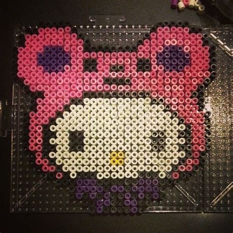 hello perler 866 best images about perler bead patterns on