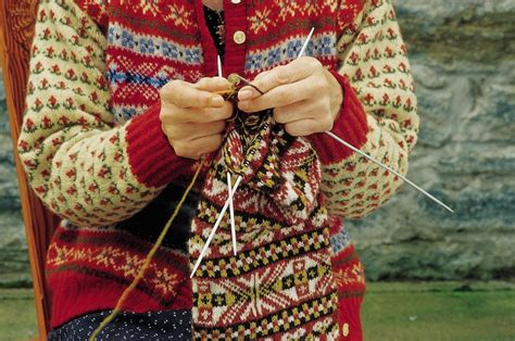 fair isle knit yarn shop tips from the knit doctor fair isle