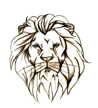 best 25 simple lion tattoo ideas on pinterest leo lion