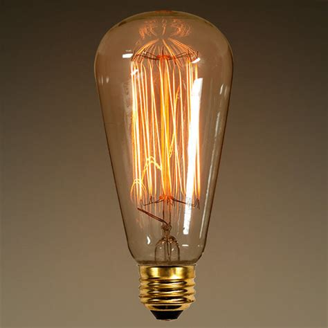 antique light bulbs 40w vintage antique light bulb edison style
