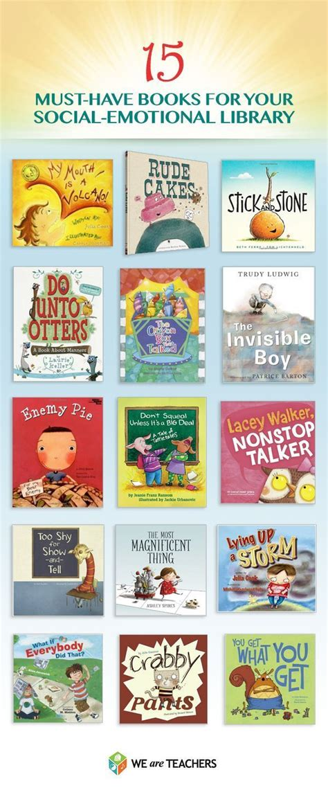 picture books to teach idea 25 best ideas about teaching emotions on
