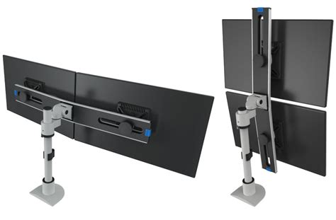 computer desk for two monitors computer desk for two monitors delmaegypt