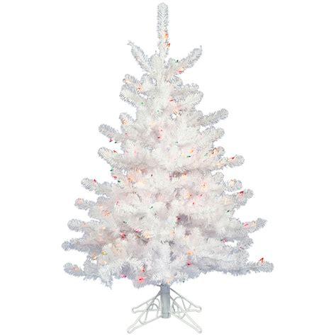 mini white tree 3 foot white mini tree unlit a805730