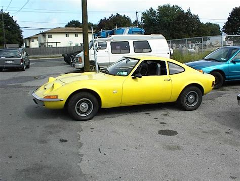 1974 Opel Gt by 1974 Opel Gt Wallpaper Collections
