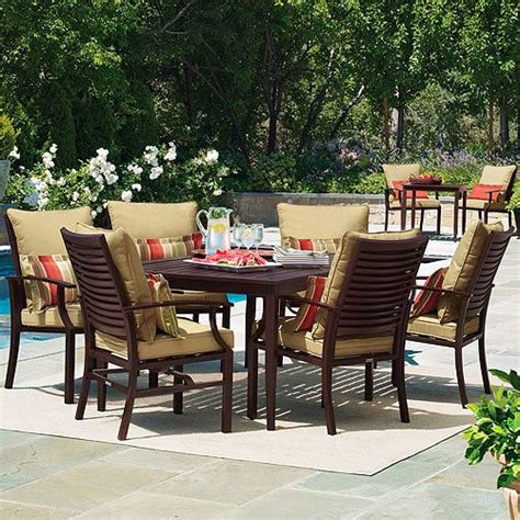 outdoor patio dining sets clearance outdoor dining sets for 6 clearance 28 images