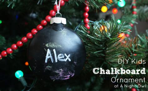 diy chalkboard ornaments diy ornaments for to make part two becoming martha