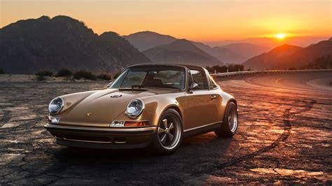 Car Wallpaper Porsche by 2015 Singer Porsche 911 Targa Wallpaper Hd Car