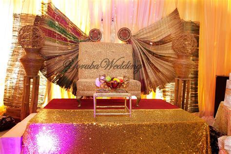 traditional decorating beautiful yoruba traditional wedding decorations