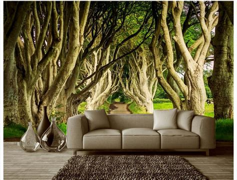 3d tree wallpaper customized 3d photo wallpaper 3d wall murals wallpaper