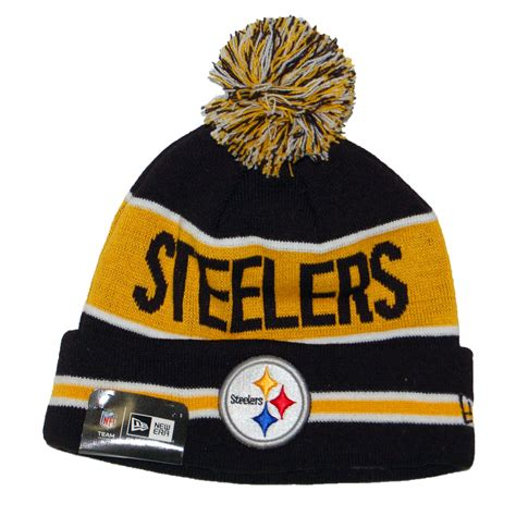 Pittsburgh Steelers Nfl The Coach Knit Hat