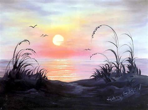 bob ross painting grass best 25 landscape paintings ideas on