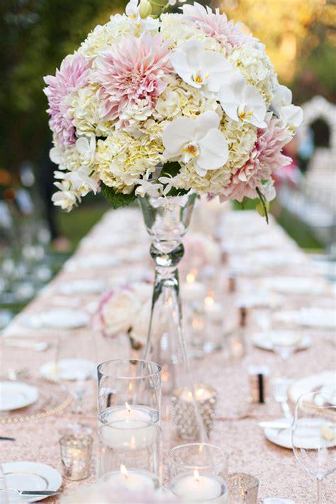 outdoor table centerpieces wedding table centerpiece flowers