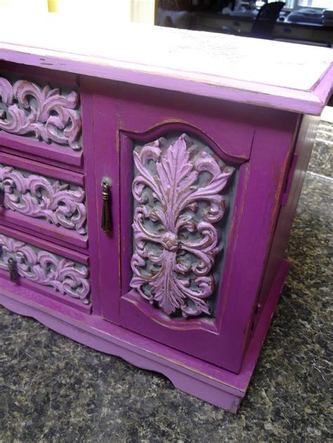 chalk paint jewelry box pin by price on crafting chalk paint jewelry