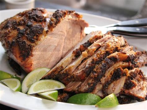 Ideas For Kitchen Diners slow roasted spiced pork recipe ina garten food network