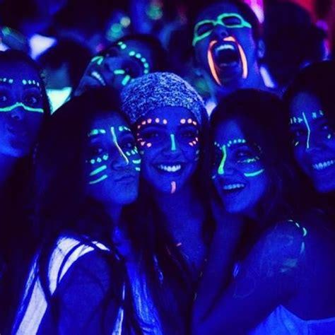 glow in the paint neon individual uv glow neon paint 10ml