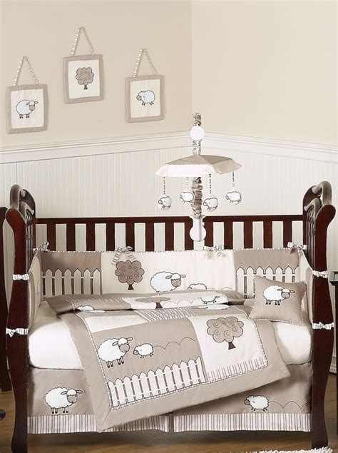how to make baby bedding sets sheep nursery bedding set thenurseries