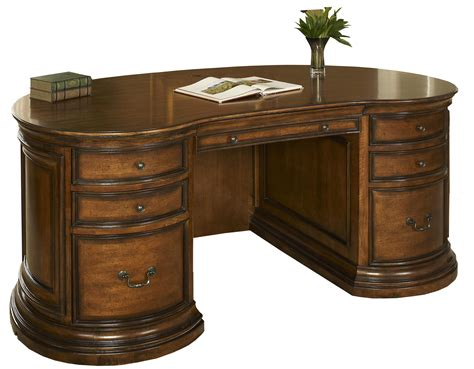 kidney shaped executive desk devonshire walnut mahogany kidney shaped office desk