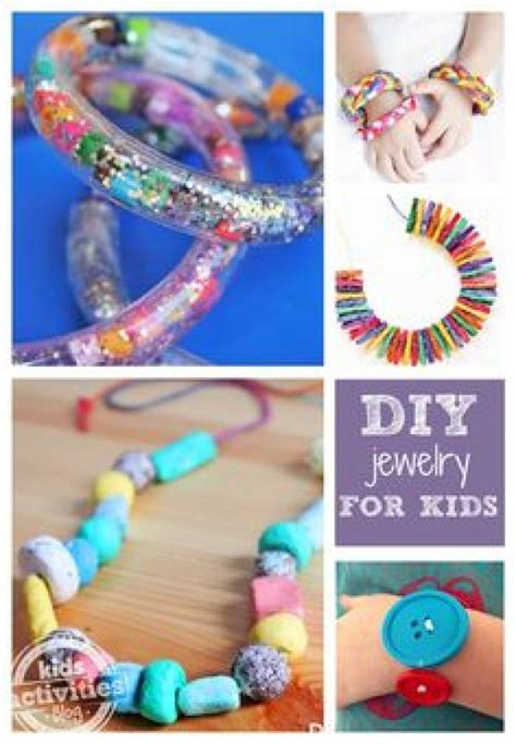 designs for children to make handmade jewelry ideas for