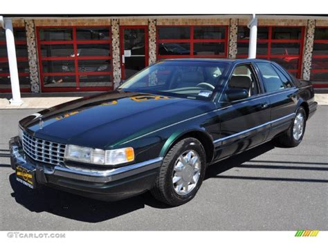1997 Cadillac Sls by 1997 Forest Pearl Metallic Cadillac Seville Sls 35427977