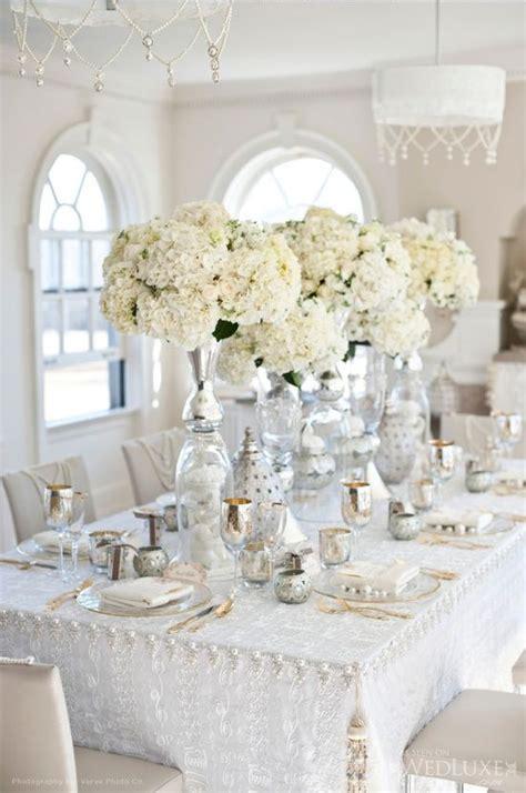 white wedding decoration ideas 20 white wedding decor ideas for wedding