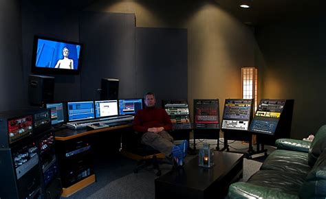 Home Music Studio Design Ideas post pictures of your dual triple quad etc screen setup