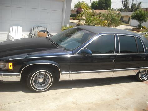 1996 Cadillac Fleetwood by Bigstonedraider 1996 Cadillac Fleetwood Specs Photos