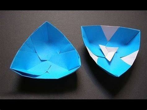 paper bowl origami how to make an origami paper bowl