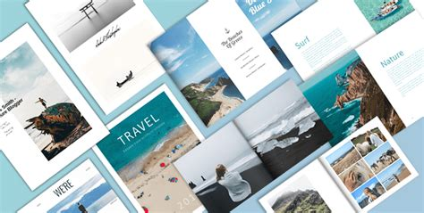 how to a stunning travel brochure flipsnack