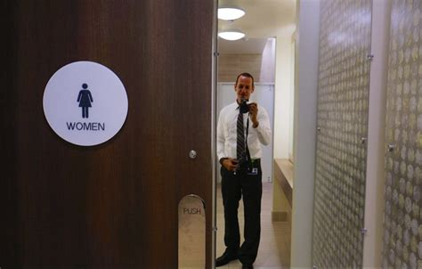 Gender Neutral Bathrooms by Gender Neutral Bathrooms Aren T Complete Safe Zones