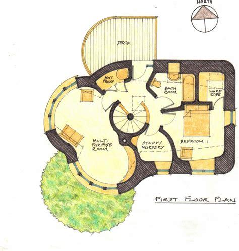 cob house building plans sick cob house plans grid floor