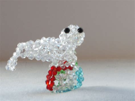 make bead animals beaded animals 183 a beaded animal 183 beadwork on cut out