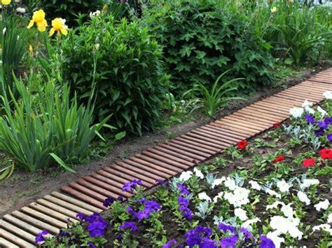 cheap ideas for garden paths 30 green design ideas for beautiful wooden garden paths