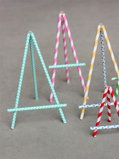 paper straw crafts make your own straw handmade