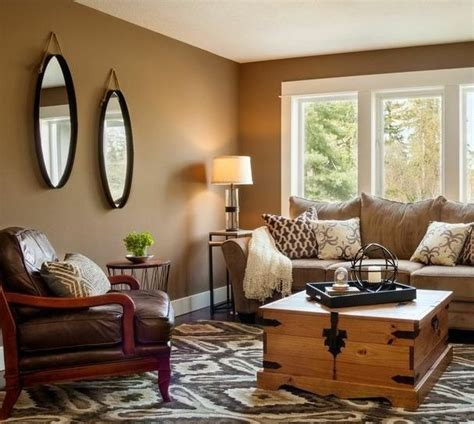 paint colors for large rooms mirror on brown wall paint color for best living
